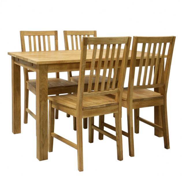 На фото: Комплект Gloucester-1 (k199501), Столові комплекти Home4You, каталог, ціна