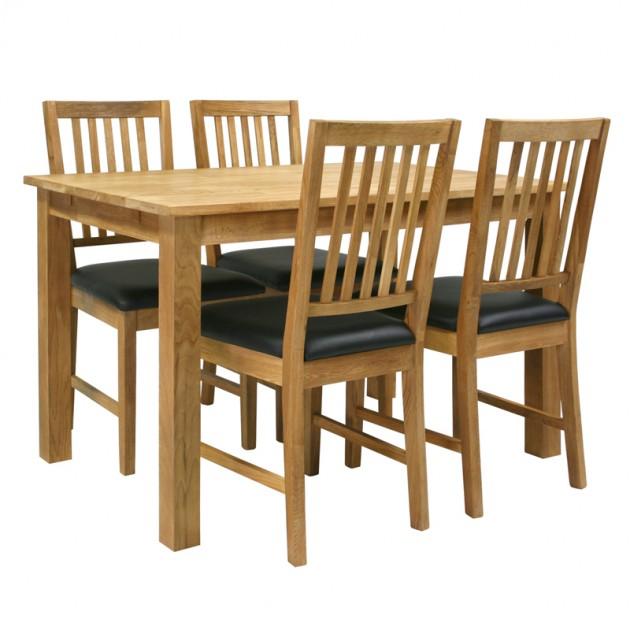 На фото: Комплект Gloucester-2 (k199502), Столові комплекти Home4You, каталог, ціна