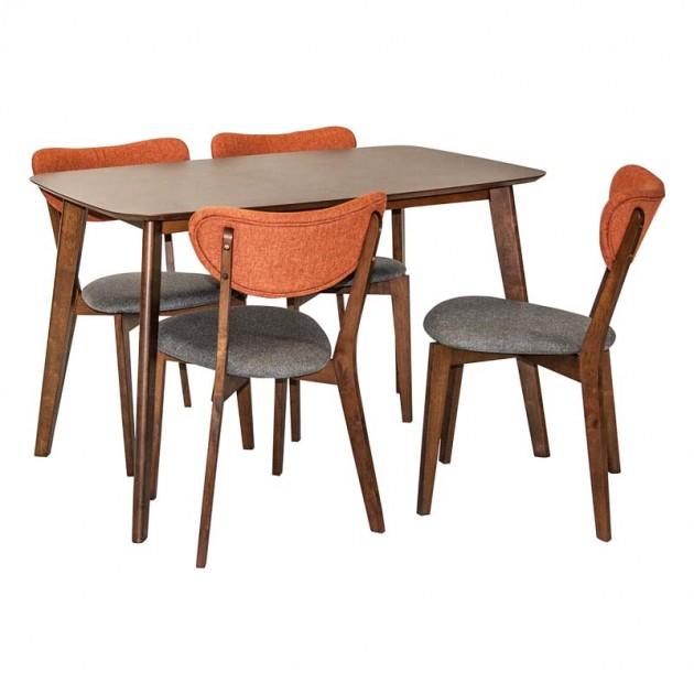 На фото: Комплект Luxy (k208913), Столові комплекти Home4You, каталог, ціна