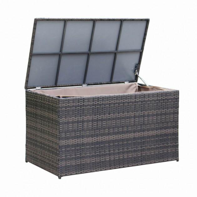 На фото: Ящик для подушок Wicker (11898), Wicker Garden4You, каталог, ціна