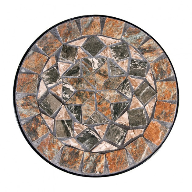 На фото: Постамент для квітів Mosaic (3865), Підставки для квітів Garden4You, каталог, ціна