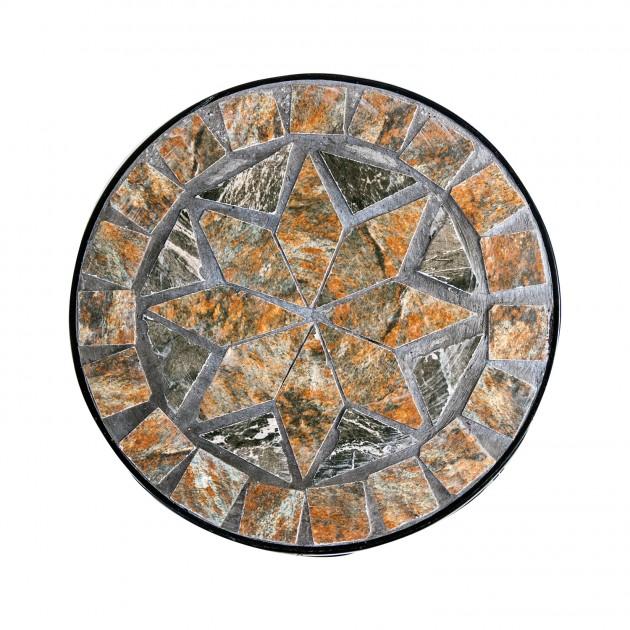 На фото: Постамент для квітів Mosaic (38651), Підставки для квітів Garden4You, каталог, ціна
