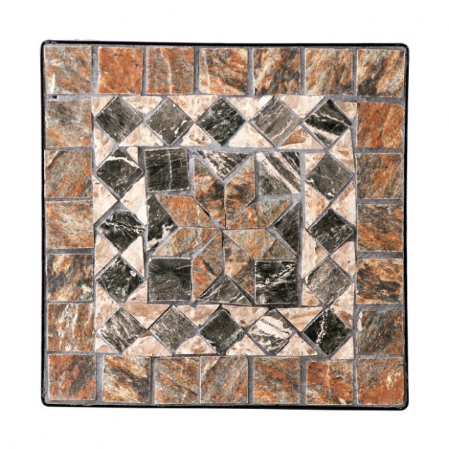 На фото: Комплект підставок Mosaic (k3866), Підставки для квітів Garden4You, каталог, ціна