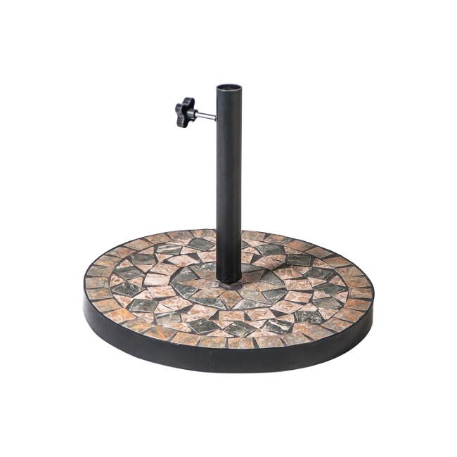На фото: Підставка для парасолі Mosaic (38663), Підставки для парасоль Garden4You, каталог, ціна