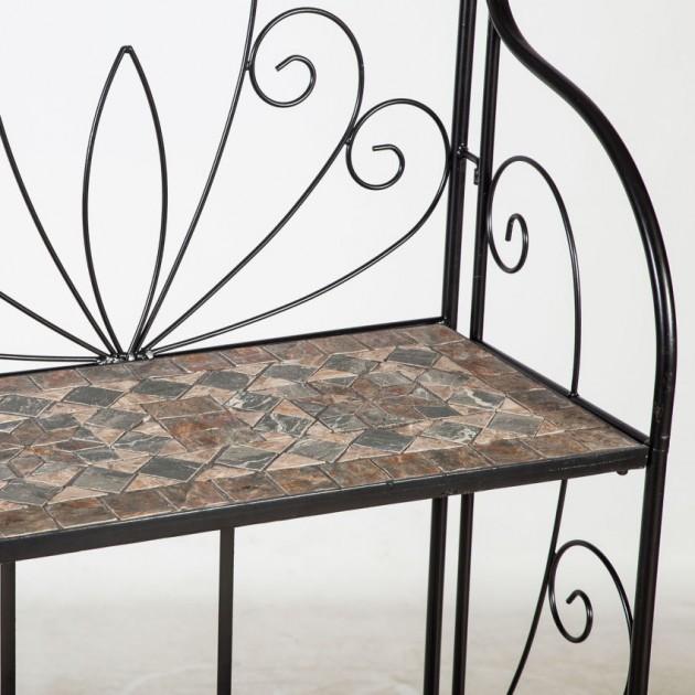 На фото: Стелаж Mosaic (38656), Підставки для квітів Garden4You, каталог, ціна