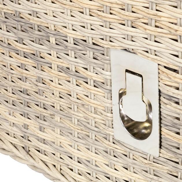 На фото: Комплект для відпочинку Basel (13681), Дивани і комплекти зі штучного ротангу Garden4You, каталог, ціна