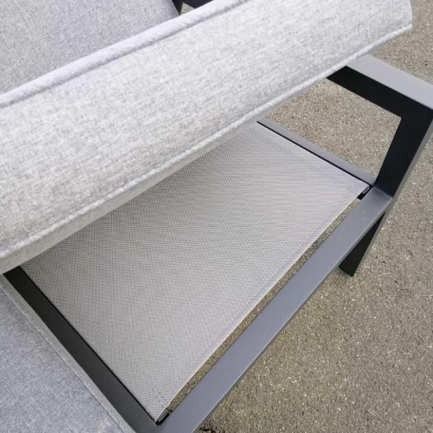 На фото: Вуличний диван Casper (21182S), Диванні комплекти для відпочинку Garden4You, каталог, ціна