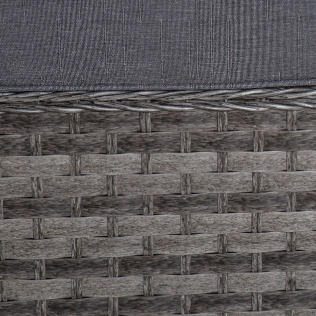 На фото: Тримісний диван Geneva (19117), Модульні елементи Garden4You, каталог, ціна