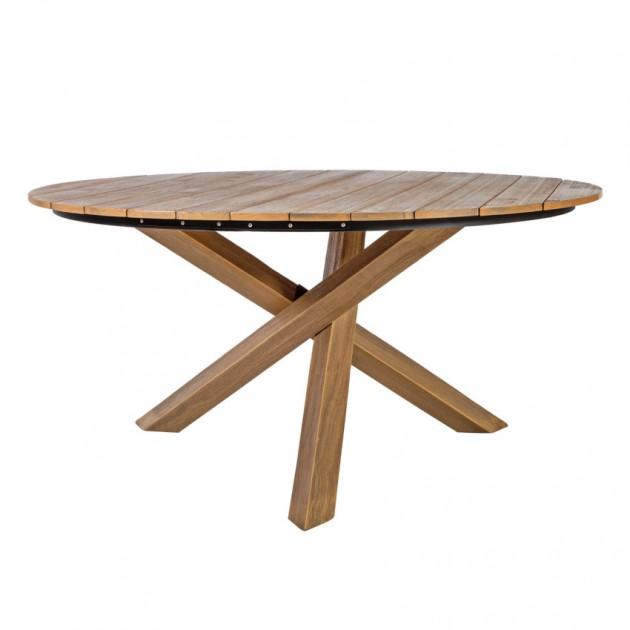 На фото: Обідній стіл Henry (10245), Дерев'яні столи Garden4You, каталог, ціна