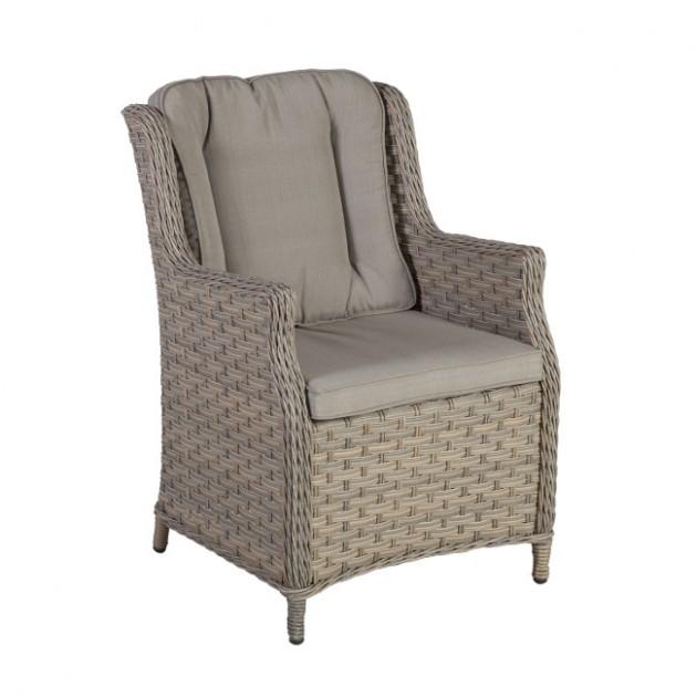 На фото: Столовий комплект Pacific (k10495), Столові комплекти зі штучного ротангу Garden4You, каталог, ціна