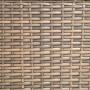 На фото: Центральний модуль Sevilla Cappuccino (11917), Дивани і комплекти зі штучного ротангу Garden4You, каталог, ціна
