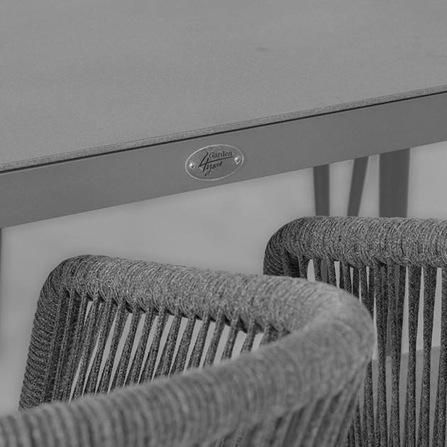 На фото: Столовий комплект Ecco (k21177), Багатомісні комплекти Garden4You, каталог, ціна