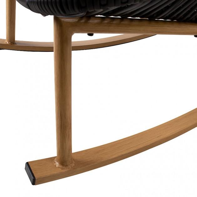 На фото: Крісло-гойдалка Helsinki (20534), Вуличні крісла-гойдалки Garden4You, каталог, ціна