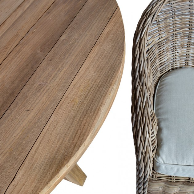 На фото: Столовий комплект Katalina (k42055), Столові комплекти Home4You, каталог, ціна