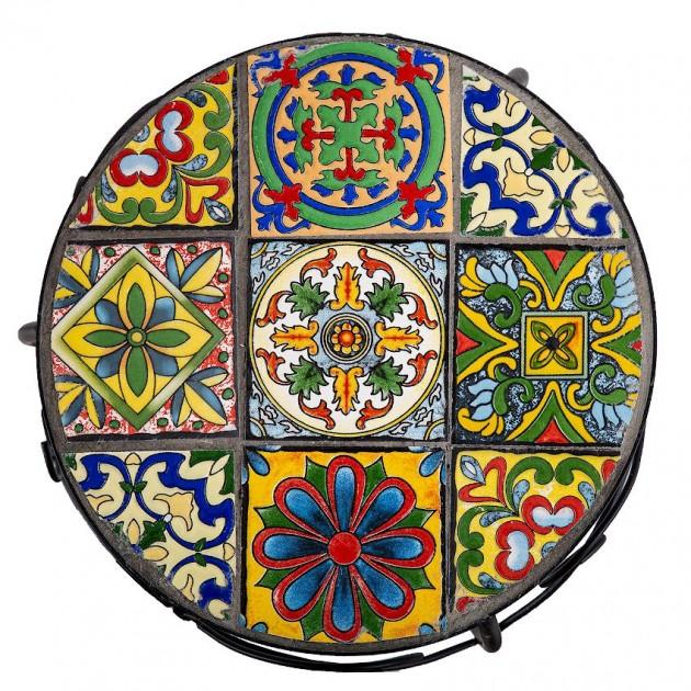 На фото: Підставка для квітів Morocco (38686), Підставки для квітів Garden4You, каталог, ціна