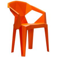 На фото: Стілець Muze (12034), Пластикові стільці Garden4You, каталог, ціна
