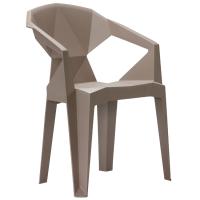 На фото: Стілець Muze (12036), Пластикові стільці Garden4You, каталог, ціна