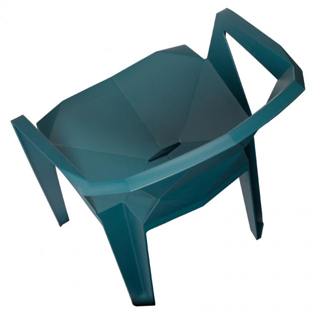 На фото: Стілець Muze (12032), Пластикові стільці Garden4You, каталог, ціна