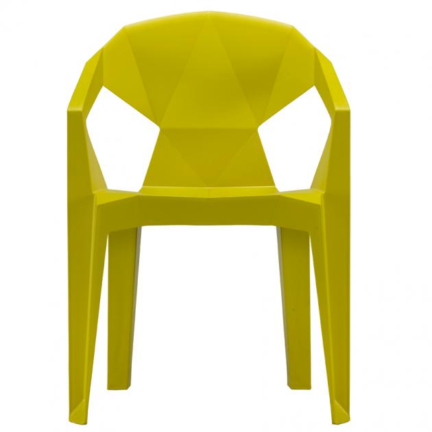 На фото: Стілець Muze (12033), Пластикові стільці Garden4You, каталог, ціна