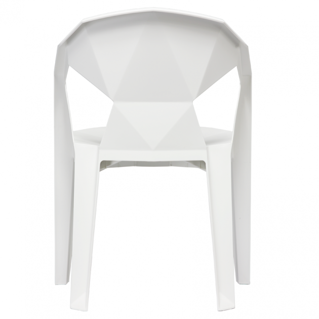 На фото: Стілець Muze (12035), Пластикові стільці Garden4You, каталог, ціна