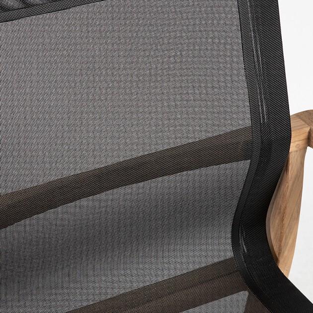На фото: Садове крісло Nautica (13259), Крісла з дерева Garden4You, каталог, ціна