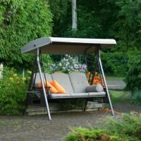 Садові гойдалки • Садові меблі