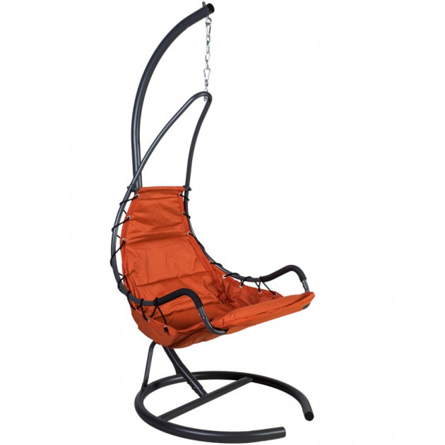 На фото: Підвісне крісло Daisy (13231), Підвісні крісла Garden4You, каталог, ціна