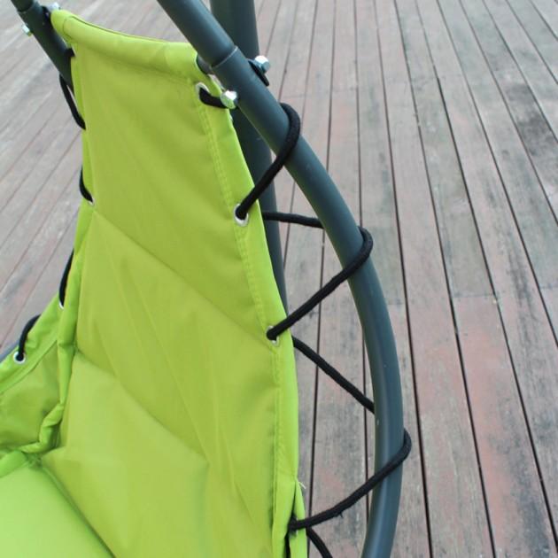 На фото: Підвісне крісло Daisy (13232), Підвісні крісла Garden4You, каталог, ціна