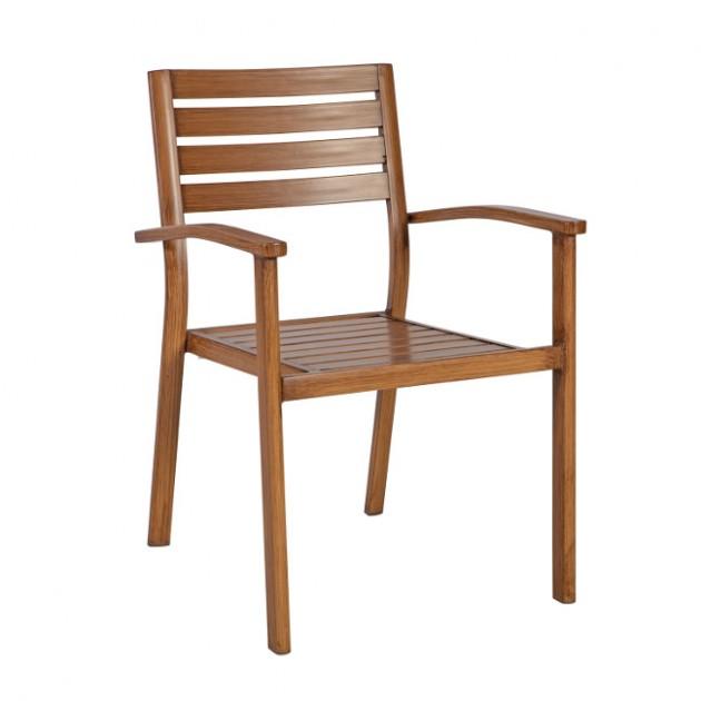 На фото: Стілець Sailor (10474), Металеві стільці Garden4You, каталог, ціна