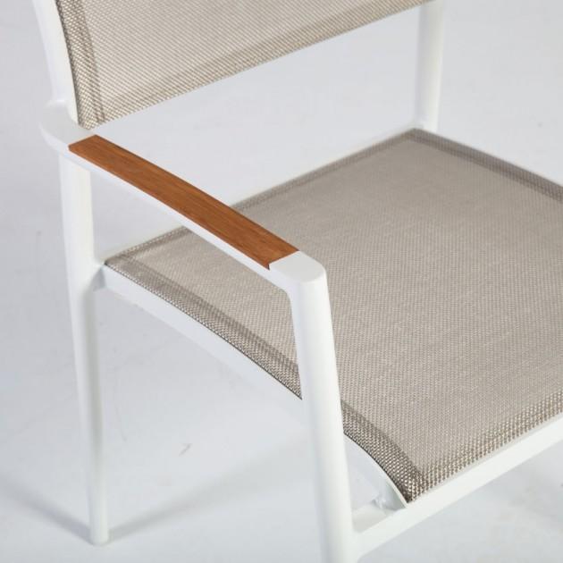 На фото: Столовий комплект Greenwood (k21225), Столові комплекти зі штучного ротангу Garden4You, каталог, ціна