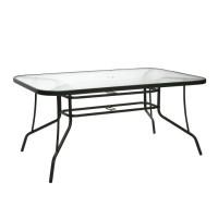 На фото: Обідній стіл Dublin (11871), Столи Garden4You, каталог, ціна