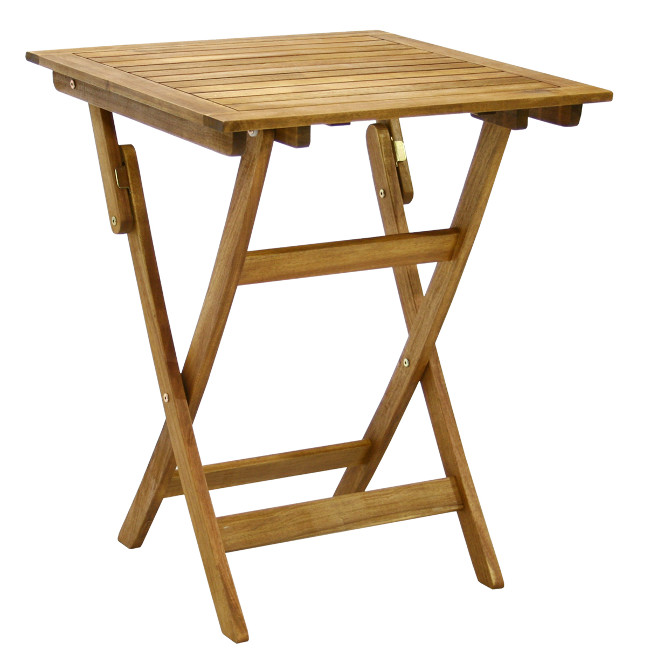 На фото: Стіл Finlay (13186), Дерев'яні столи Garden4You, каталог, ціна