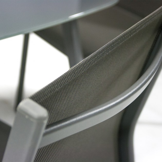 На фото: Столовый комплект Vigo (22112), Столові комплекти з текстилену Garden4You, каталог, ціна