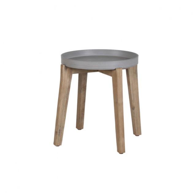 На фото: Столик Sandstone (72517), Кавові столики Garden4You, каталог, ціна