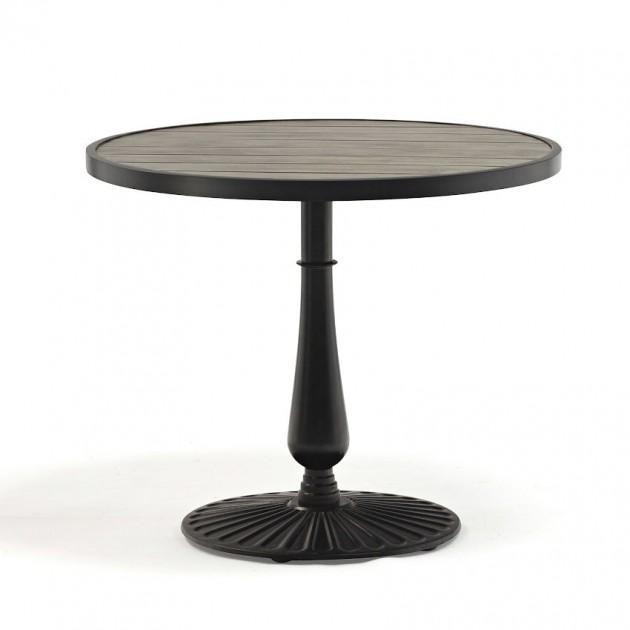 На фото: Круглий стіл Bolgheri (18642), Круглі столи Garden4You, каталог, ціна
