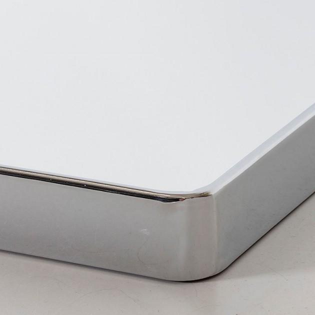 На фото: Настінне дзеркало Crystal Chrome (13971), Ширми і дзеркала Home4You, каталог, ціна