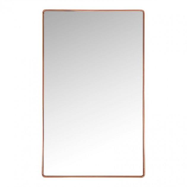 На фото: Настінне дзеркало Crystal Cooper (13972), Ширми і дзеркала Home4You, каталог, ціна