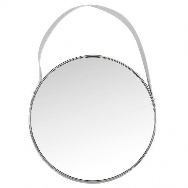 На фото: Настінне дзеркало Crystal Chrome (13975), Ширми і дзеркала Home4You, каталог, ціна