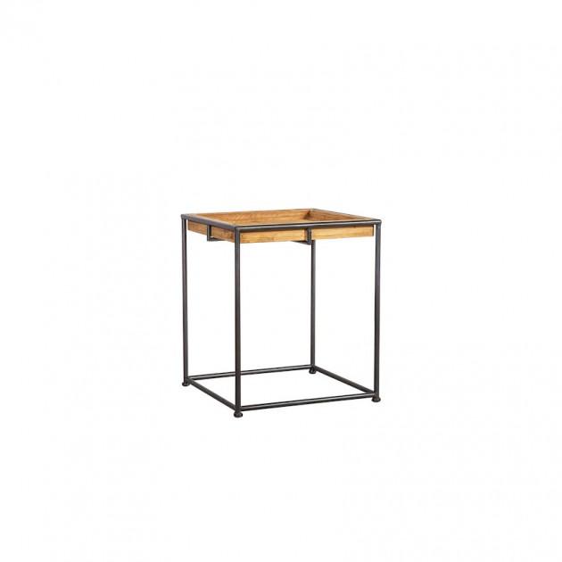 На фото: Допоміжний столик Ferro (84621), Допоміжні столики Home4You, каталог, ціна
