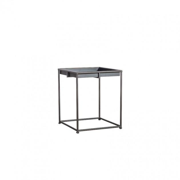 На фото: Допоміжний столик Ferro (84622), Допоміжні столики Home4You, каталог, ціна