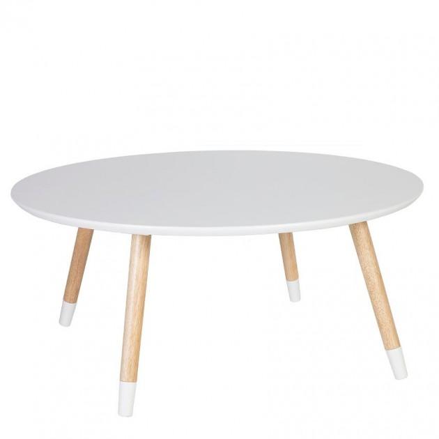 На фото: Допоміжний столик Foxy (13955), Допоміжні столики Home4You, каталог, ціна