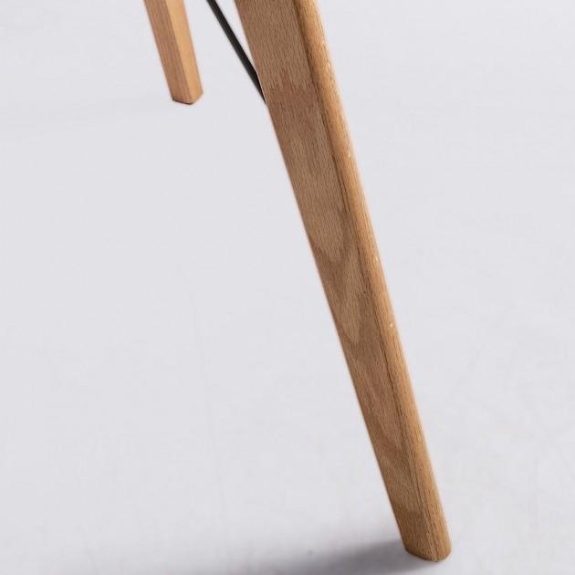 На фото: Обідній стіл Helena (20048), Обідні столи Home4You, каталог, ціна