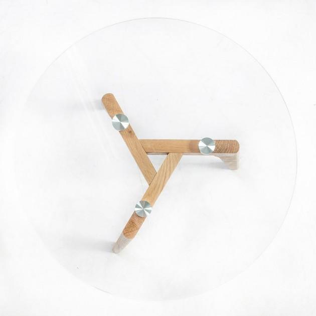 На фото: Набір столиків Helena (20067), Журнальні столики Home4You, каталог, ціна