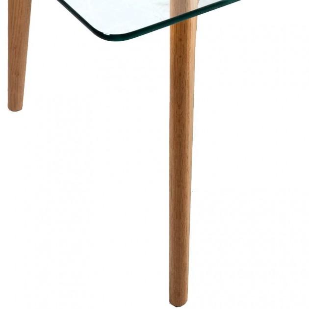 На фото: Журнальний столик Helena (20069), Журнальні столики Home4You, каталог, ціна