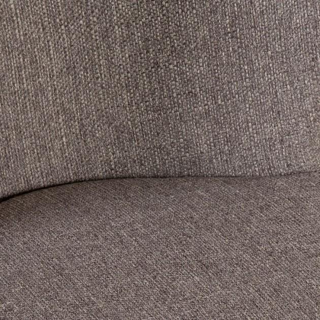 На фото: Стілець Lisbon Grey (18103), М'які стільці Home4You, каталог, ціна