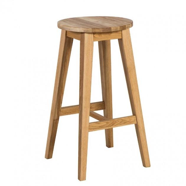 На фото: Барний табурет Mondeo (19928), Барні стільці і столи Home4You, каталог, ціна