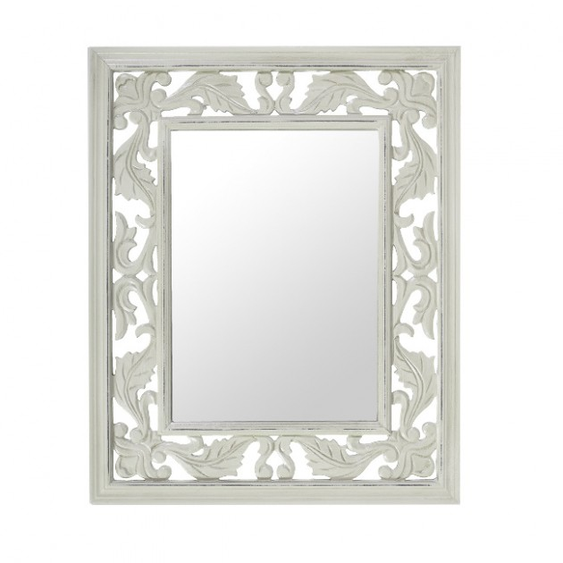 На фото: Дзеркало Samira (1376), Ширми і дзеркала Home4You, каталог, ціна