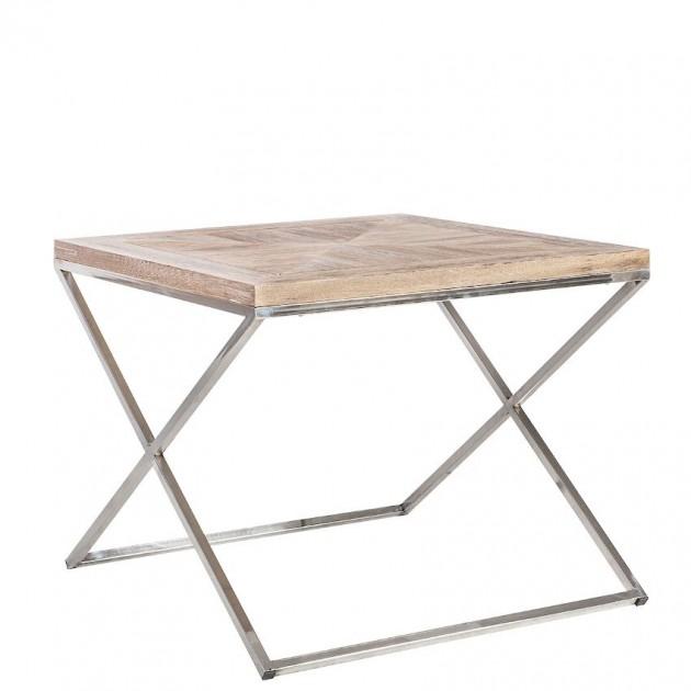 На фото: Допоміжний столик Tambet (13765), Допоміжні столики Home4You, каталог, ціна