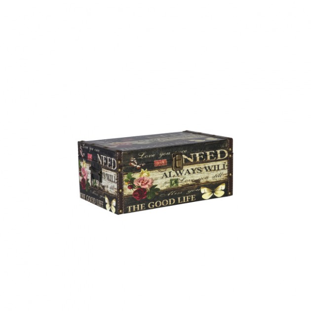 На фото: Коробка Ventura (74073), Шкатулки і коробки Home4You, каталог, ціна