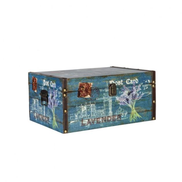 На фото: Коробка Ventura (74081), Шкатулки і коробки Home4You, каталог, ціна
